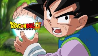 Dragon Ball Super: arriva su Italia 1 dal 23 dicembre