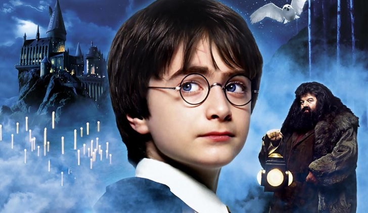 Harry Potter film streaming