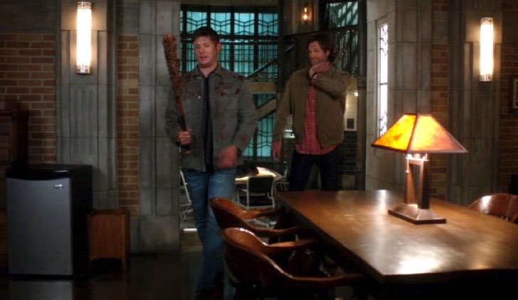 The Walking Dead Lucille In Supernatural