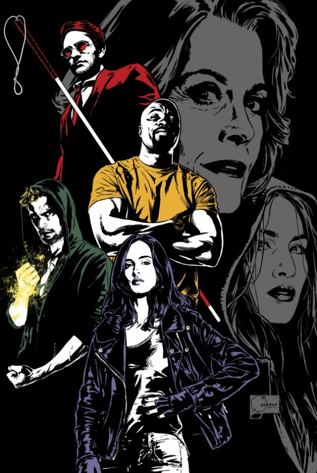 the defenders serie trailer