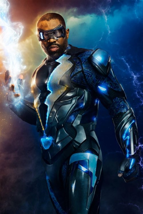 black lightning serie data uscita