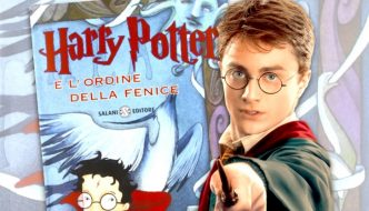 harry potter 5 libro